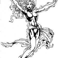 mystique sexiest mutant men coloring pages coloring 2