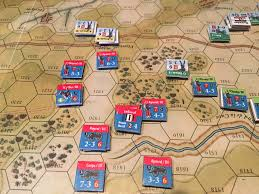 Aac Map The Boardgaming Way At Any Cost Metz 1870 Gmt Games Playtest
