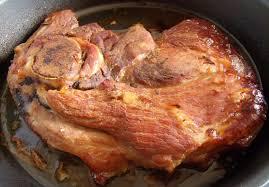 cuisiner rouelle de porc rouelle de porc au four marinade au lait 23h59