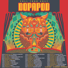 halloween city stroudsburg pa dopapod extends 2017 fall tour