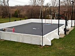 Sports Courts For Backyards Custom Multi Sport Backyard Home Court Hockey U0026 Futsal