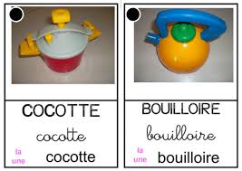 cuisine en maternelle imagier de cuisine habitat imagier de cuisine et