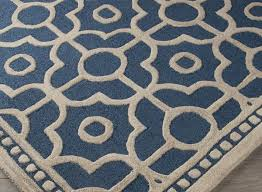 Brown And Blue Rug Rugs Afw