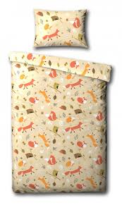 Woodland Duvet Samantha George Kids Duvet Covers Childrens Bedding