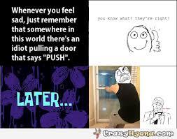 Feeling Sad Meme - whenever you feel sad things i like pinterest feeling sad