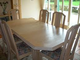wade furniture limed oak dinning room suite used in milton