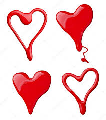 nail polish paint heart shape love u2014 stock photo picsfive 10252068
