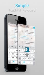 ios 6 keyboard apk simple ios touchpal keyboard 4 0 apk for android aptoide