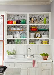 kitchen cabinet with shelves 31 creative ways to store dishes and utensils that go beyond