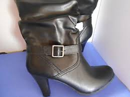 s heel boots size 11 s fashion high heel boots size 11 m b by arizona