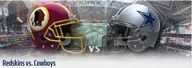 nfl gameday resources washington redskins vs dallas cowboys
