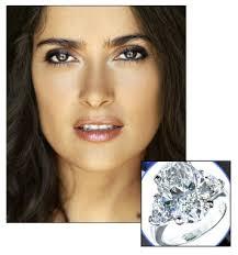 wedding ring cost popular new wedding rings salma hayek wedding ring cost