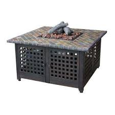Firepit On Wheels Portable Pits Outdoor Heating The Home Depot