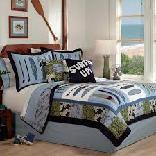 Coastal Quilts Beach Themed Quilts Beach House Tropical Full Queen Quilt