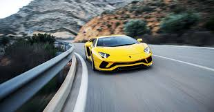 first lamborghini ever made review 2017 lamborghini aventador s wired