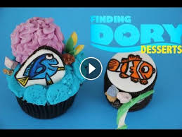 finding dory cake toppers cupcakes and nemo pops how to my
