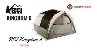 Rei Comfort Cot Review Rei Kingdom 6 Camping Review Family Tents My Open Country