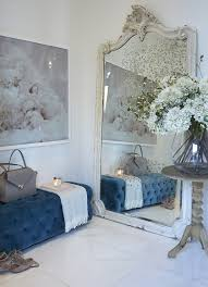 shabby chic mirror hall contemporary with marble hall oversized