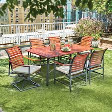 Hd Patio Furniture by Hampton Bay Patio Dining Furniture Patio Furniture The Home