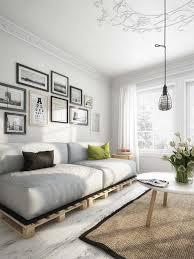 scandinavian livingroom living room by milan stevanovic