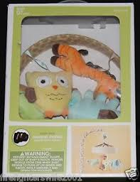 circo jungle stack safari crib mobile owl elephant giraffe turtle