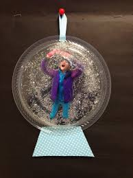 kapers cookies and campfires craft stuck in a snow globe