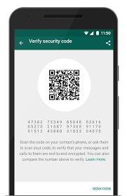whatsapp faq end to end encryption