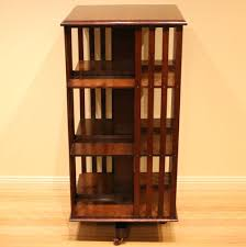 Antique Revolving Bookcase Antique Tasmanian Blackwood Revolving Bookcase The Merchant Of Welby