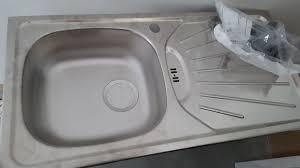 spüle küche spüle neu küche 12167229 aus rudolfsheim kleinanzeigen auf