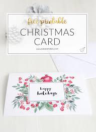 free printables two elegant printable christmas cards es kaa