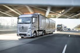 future mercedes truck daimler trucks is connecting its trucks with the internet