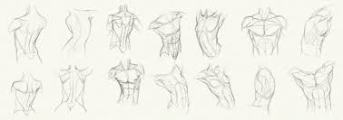 tutorial body men anatomy poses on drawing tutorial deviantart