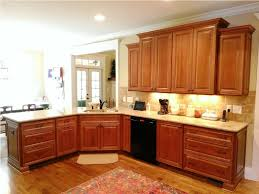 fresh white glazed kitchen cabinets all home decorations