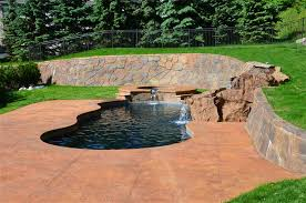 Building A Raised Patio With Retaining Wall by Retaining Walls