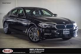 new 2018 bmw 5 series 530e iperformance for sale near los angeles