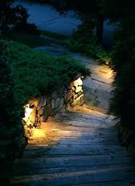 Landscape Path Lights Lovely 120 Volt Landscape Path Lighting Or Railing Lights Source
