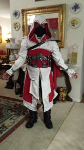 Ezio Halloween Costume Badass Ezio Costume Mom Handmade Brother Imgur