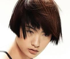 how to cut angled bob haircut myself cutting styling create yourself salon spa