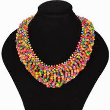 wooden necklaces wooden necklace ebay