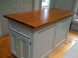 custom made kitchen island wood top kitchen island kitchen design ideas