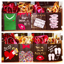 rocky horror gift bags bachelorette party pinterest rocky