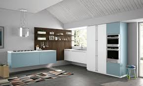 cuisine bleu pastel dix cuisines bleues à l esprit grand large inspiration cuisine