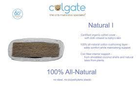 Colgate Eco Classica Iii Dual Firmness Eco Friendlier Crib Mattress Mattresses Colgate Eco Classica Iii Dual Firmness Eco Friendlier