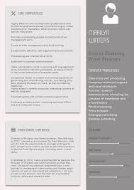 best traditional resume template 2017 resume 2016