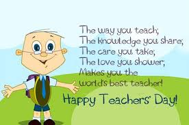 thank you messages sms quotes sayings speech on teachers day in