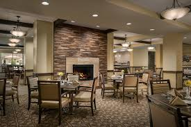 The Dining Room by Independent And Assisted Living Projects Warner Design Associates