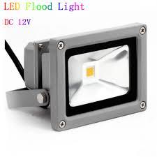 red led flood light 12v dc 10w 20w 30w 50w led flood light waterproof floodlight outdoor