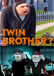 Despicable Meme - oh brother despicable me know your meme