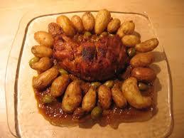 comment cuisiner les pommes de terre grenaille rôti de veau et pommes de terre grenailles bienvenue chez fatima