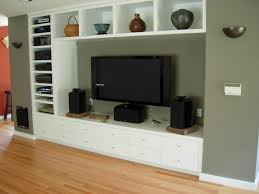 Home Entertainment Furniture In Wall Entertainment Center Homesfeed